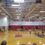 MS Volleyball Teams Sweep Norton