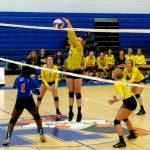 Volleyball Wins Big Over Ravenna
