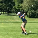 Golf Defeats St. V's