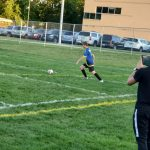 Boys Soccer Ties Manchester