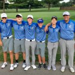 Golf Team Wins Big Over Ellet