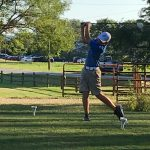 Golf Team Posts Season Low Score to Defeat Field
