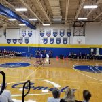 MS Volleyball Teams Sweep Field