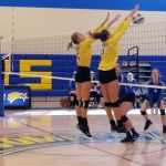 Volleyball Defeats LCC and Open Door Christian in Tri-Match