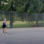 Girls Tennis Defeats Field