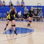 Volleyball Sweeps Streetsboro