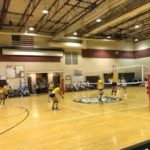 MS Volleyball Teams Defeat Woodridge