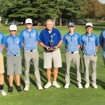 "Golf Team Retains ""93 Cup"" with Match Play Win Over Manchester"