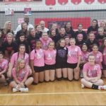 MS Through Varsity Volleyball Teams Sweep Springfield