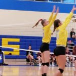 Volleyball Clinches Share of PTC Title With Win Over Woodridge