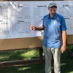 Thammachack Qualifies for District Golf Tournament