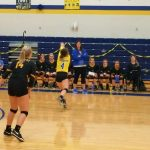 Volleyball Ends Regular Season With Win Over Streetsboro