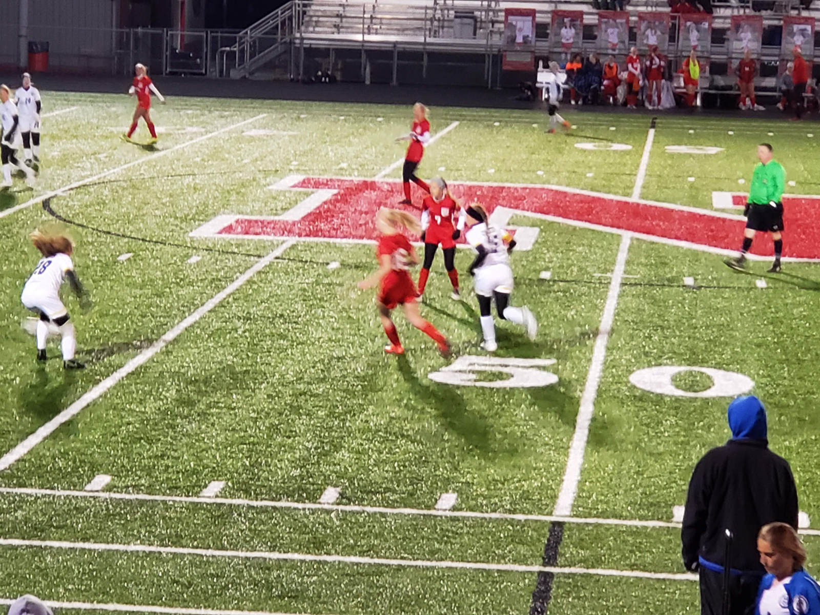 Girls Soccer Defeated By Norwayne In Sectional Finals