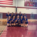 7th Grade Volleyball Wins PTC Championship