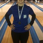 Thomas Earns All-Tournament Honors as Bowling Teams Place Well at Ravens Invitational