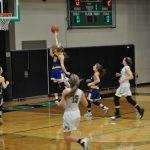 Girls Basketball Splits Pair of Games Over Thanksgiving Break
