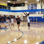 Boys Basketball Defeated by Norton