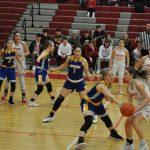 Girls Basketball Falls to Northwest
