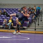 Wrestling Team Falls to Barberton