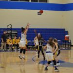 Girls Basketball Falls to Streetsboro