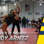 Kody Arntz Earns Athlete of the Week Honors