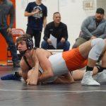 Wrestling Team Drops Close Match vs. Field