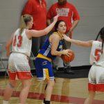 Girls Basketball Falls to Canton South