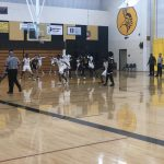 Boys Basketball Defeats North