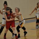 Dimeff, Ragland, and Arnold Lead Lady Comets to Win Over Springfield