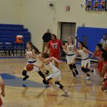 Ross's 30 Points Lifts Girls Basketball Team to Third Straight Win