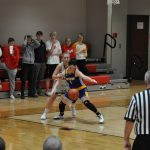 Girls Basketball Falls to Norton