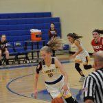 Girls Basketball Falls to Field