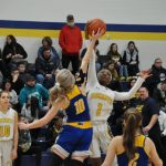 Girls Basketball Defeated by Streetsboro