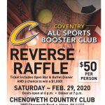 All-Sports Boosters Set to Hold Annual Reverse Raffle