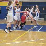 8th Grade Girls Basketball Defeats Field