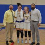 Girls Basketball Defeats Crestwood on Senior Night