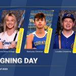 Five Comets Sign to Continue Athletic Careers in College