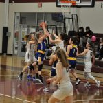 Girls Basketball Defeats Woodridge