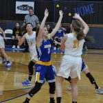 Girls Basketball Falls to Lake Center Christian