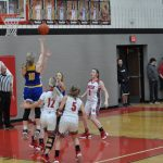 Girls Basketball Defeats Springfield