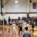 Boys Basketball Falls to Woodridge