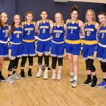 Girls Basketball Defeated by Copley in Opening Round of OHSAA Tournament