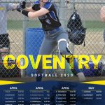 Varsity Softball Schedule 2020