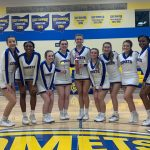 Competition Cheerleading Team Wins Small Varsity PTC Championship