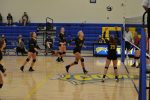 Gotto's School Records Lead Volleyball Team to Quick Win Over Springfield