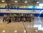 Boys Basketball Team Holds First Rising Stars Skills Training Session