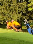 Golf Team Defeats Woodridge