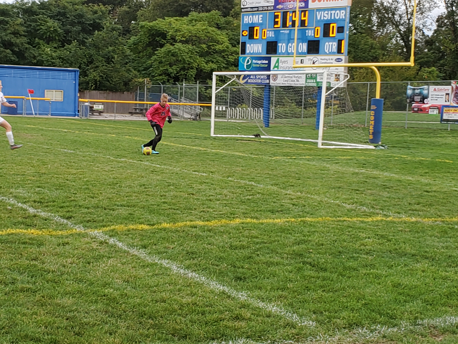 Boys Soccer Defeated by Northwest