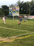 Girls Soccer Loses Close Match vs. Field