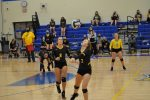 Volleyball Defeats Copley in Close Match